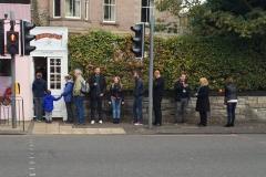 Bakery queue